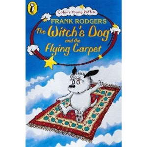 The Witch's Dog and the Flying Carpet (Colour Young Puffin S)