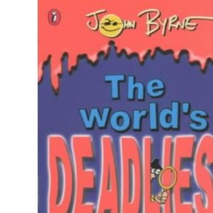 The World's Deadliest Joke Book (Puffin jokes, games, puzzles)