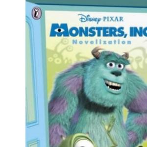 Monsters,Inc.: Novelization: Novelisation (Disney)