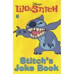Stitch's Joke Book: Stitch's Joke Book (Lilo & Stitch)