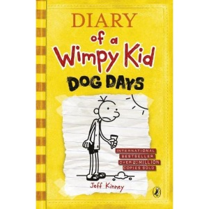 Dog Days: Diary of a Wimpy Kid (Book 4)