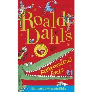 Roald Dahl's Fantabulous Facts: World Book Day