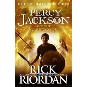 Percy Jackson and the Greek Gods (Percy Jackson's Greek Myths, 1)