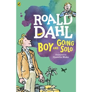 Boy and Going Solo: Roald Dahl