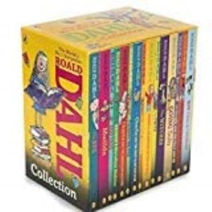 Roald Dahl 15 Book Box Set Collection