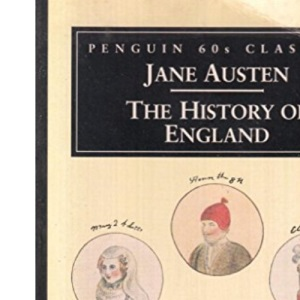 The History of England;Lesley Castle (Penguin Classics 60s S.)