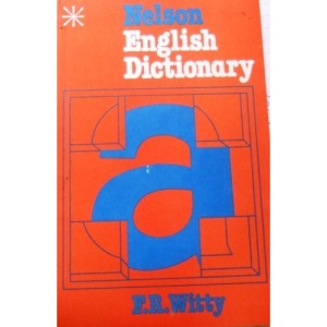 Nelson English Dictionary PB (Nelsons English dictionary)
