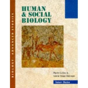 Human and Social Biology (Biology Advanced Studies)