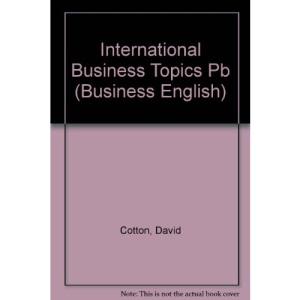 International Business Topics (Business English)
