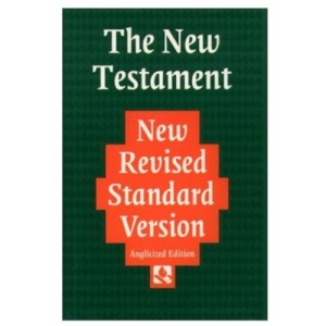 The New Revised Standard Version Bible of the New Testament