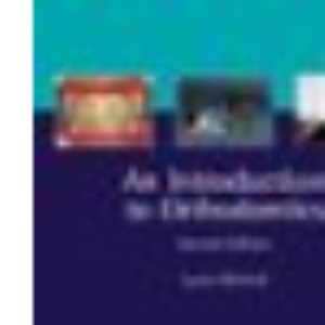 An Introduction to Orthodontics (Oxford Medical Publications)