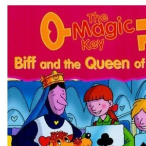 The Magic Key: Biff and the Queen of Hearts (The magic key story books)