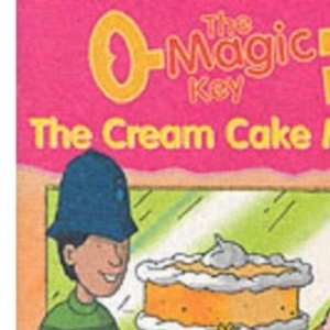 The Magic Key: Cream Cake Mystery (The magic key story books)