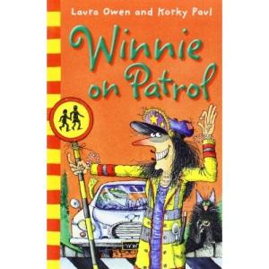 Winnie on Patrol (Winnie the Witch)