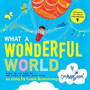 What a Wonderful World Book and CD: 1