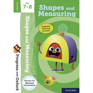 Progress with Oxford: Shapes and Measuring Age 7-8