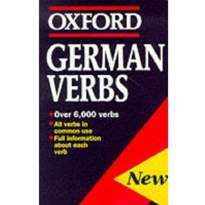German Verbs (Oxford Paperback Reference)