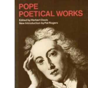 Poetical Works (Oxford Paperbacks)