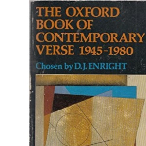 The Oxford Book of Contemporary Verse, 1945-80