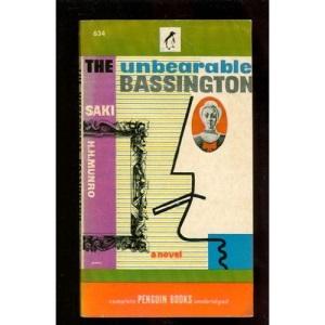 The Unbearable Bassington (Twentieth Century Classics)
