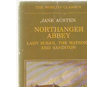 Northanger Abbey (World's Classics)