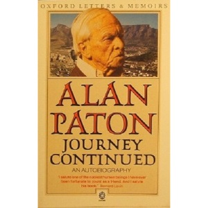 Journey Continued: An Autobiography (Letters & Memoirs)