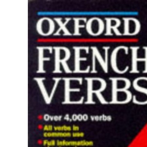 French Verbs (Oxford Mini Reference)