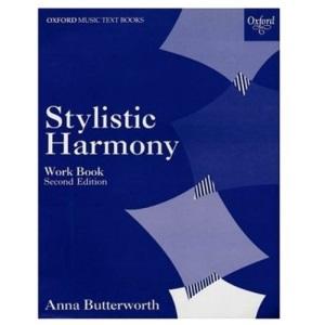 Stylistic Harmony Work Book (Oxford Music Examination Workbooks)
