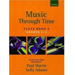 Music Through Time; Flute, Book 2 : Bk. 2