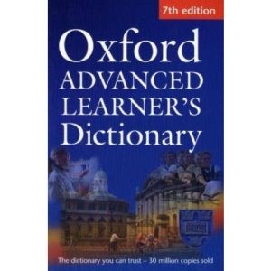 Oxford Advanced Learner's Dictionary, Seventh Edition: Paperback