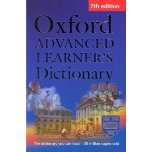 Oxford Advanced Learner's Dictionary, Seventh Edition: Paperback with Compass CD-ROM
