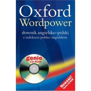 Oxford Wordpower: słownik angielsko-polski z indeksem polsko-angielskim