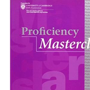 Proficiency Masterclass, New Edition: Student's Book