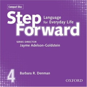 Step Forward 4: Class CDs (3) (Step Forward (Oxford))