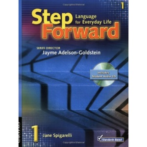 Step Forward 1: Student Book with Audio CD (Step Forward (Oxford))