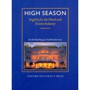 High Season: Student's Book (VOCATIONAL ENGLISH)
