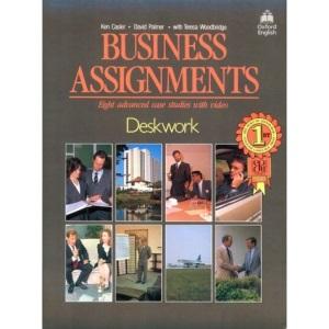 Business Assignments: Deskwork