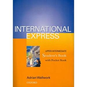 International Express Upper-Intermediate: Student's Book (with Pocket Book): Student's Book (with Pocket Book) Upper-intermediate l