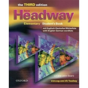 New Headway Elementary Student's Book: Student's Pack: Student's Book + Interaktive Practice CD-ROM. Mit zweisprachiger Vokabelliste. Pack for Germany an Austria