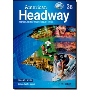 American Headway Second Edition Level 3 Student Book B Pack