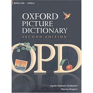 Oxford Picture Dictionary, Second Edition: Oxford Picture Dictionary English-Urdu Edition: Bilingual Dictionary for Urdu-speaking teenage and adult students of English.