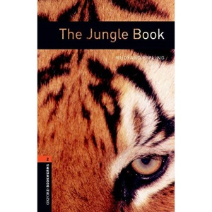 Oxford Bookworms Library: Level 2:: The Jungle Book: Level 2: 700-Word Vocabulary (Oxford Bookworms ELT)
