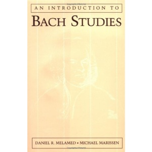 An Introduction to Bach Studies