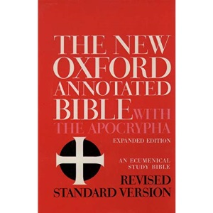 The New Oxford Annotated Bible with the Apocrypha: Revised Standard Version, Expanded Edition