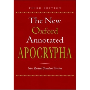 New Oxford Annotated Apocrypha-NRSV