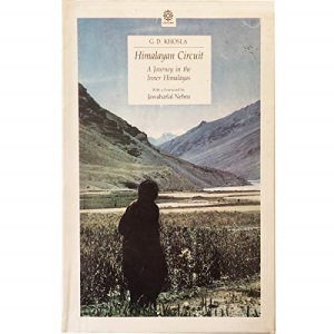 Himalayan Circuit: The Story of a Journey in the Inner Himalayas (Oxford India Paperbacks)