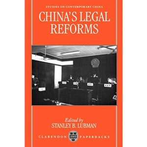 China's Legal Reforms (Studies on Contemporary China)