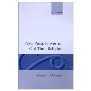 New Perspectives on Old-Time Religion
