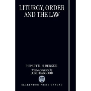 Liturgy, Order and the Law
