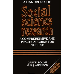 A Handbook of Social Science Research